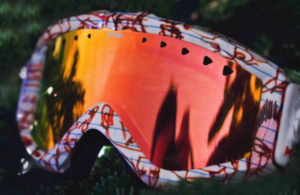 Skibril opties